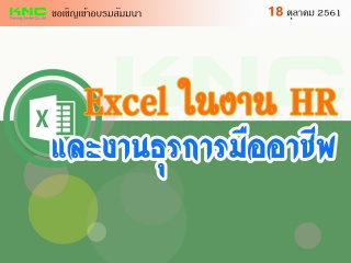 Excel for HR & Admin